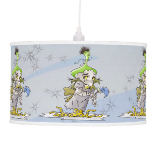 FRANKY BUTTLER CARTOON PENDANT LAMP