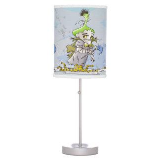 FRANKY BUTTLER CARTOON Table Lamp Shade