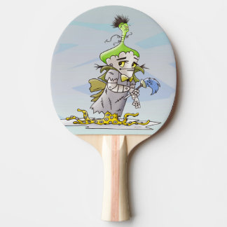 FRANKY BUTTLER MONSTER PADDLE Full Print