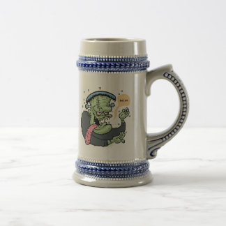 Franky Says So Beer Stein