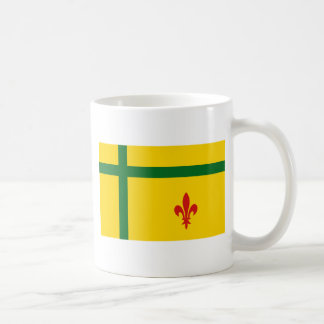 Fransaskois flag coffee mug