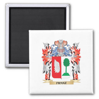 Franz Coat of Arms - Family Crest Magnet