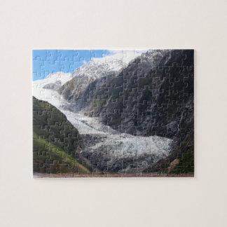 Franz Josef Glacier, New Zealand Jigsaw Puzzle
