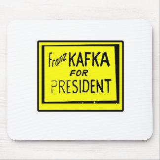 Franz Kafka Mouse Pad