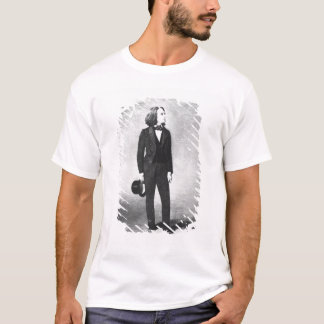 Franz Liszt (1811-86) 1856 (litho) (b/w photo) T-Shirt