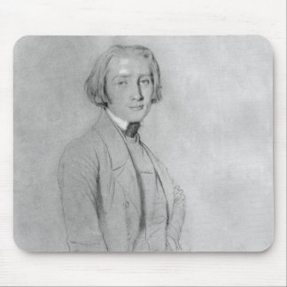 Franz Liszt  Rome, 29th May 1839 Mouse Pad