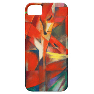 Franz Marc The Foxes Case For The iPhone 5