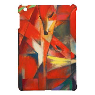 Franz Marc The Foxes iPad Mini Cover