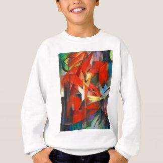 Franz Marc The Foxes Sweatshirt