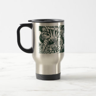 Franz Marc - Tiger Travel Mug