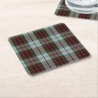 Fraser Dress Plaid Paper Coasters