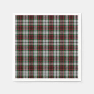 Fraser Dress Tartan Plaid Paper Napkins