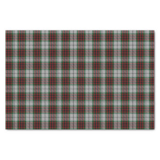 Fraser Dress Tartan Plaid Tissue Paper