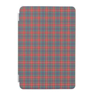 Fraser of Lovat Ancient Tartan Light Blue Plaid iPad Mini Cover