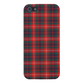 Fraser of Lovat Modern Clan Tartan Case For iPhone 5/5S