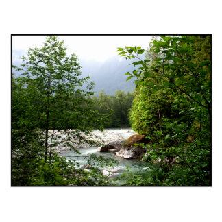 Fraser River Postcard