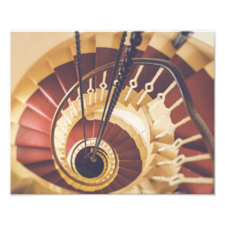 Fraserburgh Lighthouse Stairwell Photo Print