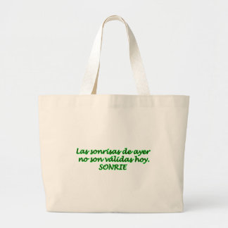 Frases master 12 09 tote bags