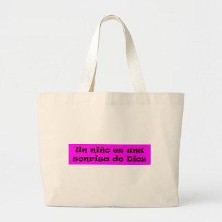Frases master 13 08 canvas bag