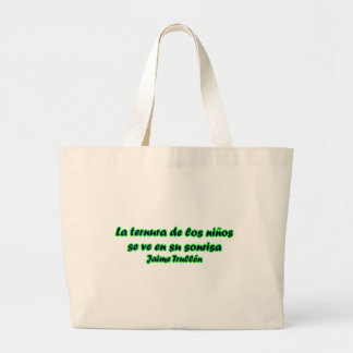 Frases master 14 09 tote bags
