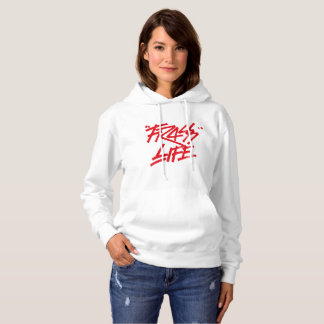 FRASS 4 Life - Hoodie Women's red