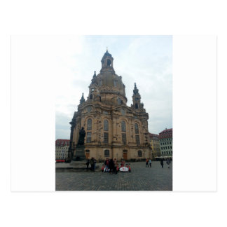 Frauenkirche Dresden Postcard