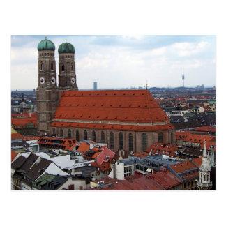 Frauenkirche Postcard