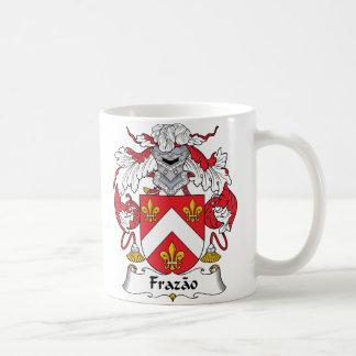 Frazao Family Crest Coffee Mug