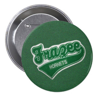 "Frazee Hornets 3"" Fan Button"