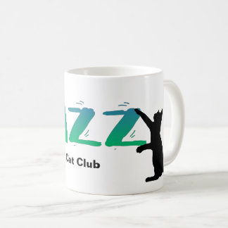 FRAZZ! Black Cat Mug