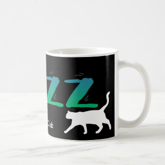 FRAZZ! Black Cat Mug