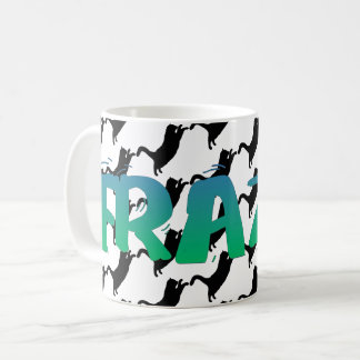 FRAZZ! Black Cats Mug