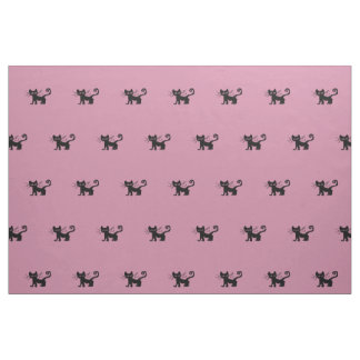 Frazzle Kitty Fabric