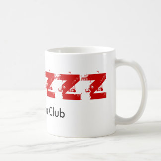 """Frazzz"" Black Cat Club Mug"