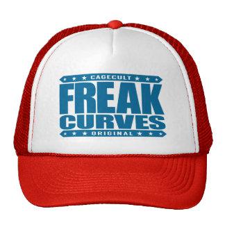 FREAK CURVES - Watch Out: Fierce Bootylicious Diva Trucker Hat