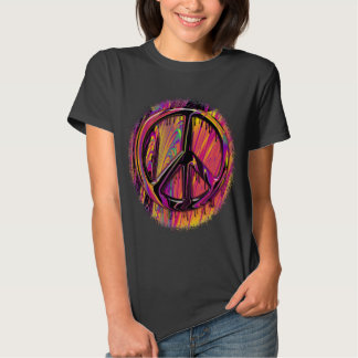 Freak Flag Psychedelic Hippy Couture Tee Shirt