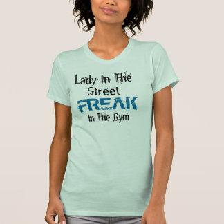 Freak Racerback T Shirts