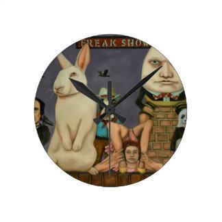 Freak Show Wall Clocks