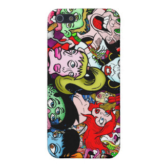 Freaks & Geeks Cover For iPhone 5/5S