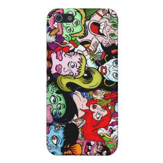 Freaks & Geeks iPhone 5 Cases