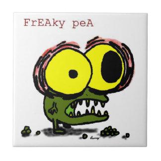 Freaky Pea Tile