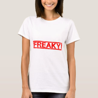 Freaky Stamp T-Shirt