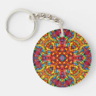 Freaky Tiki Acrylic Keychains, 6 styles Keychain