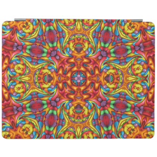 Freaky Tiki Kaleidoscope  iPad Smart Covers iPad Cover