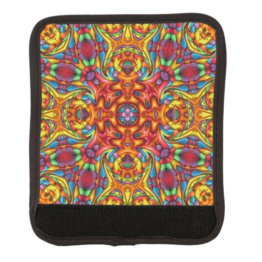 Freaky Tiki  Luggage Handle Wraps