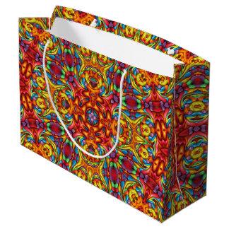 Freaky Tiki Vintage Kaleidoscope  Gift Bags