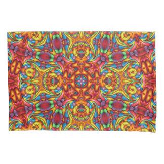 Freaky Tiki Vintage Kaleidoscope  Pillowcases
