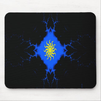 Freaky weather... mouse pad