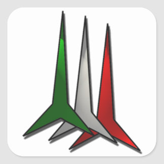 Frecce Tricolori Arrows Sticker