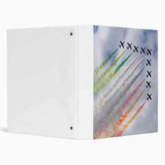 Frecce Tricolori binder
